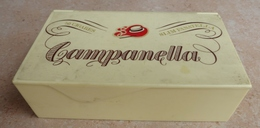 TABAC  )    BOITE  A  CIGARES  -   CAMPANELLA   - 50 Cigares Slim Panatella - Zigarrenetuis