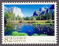 Japan - Japon 2015 - UNESCO World Heritage, Mountains, Mountain - USA Yosemite National Park MNH - Ongebruikt
