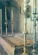 Israël - Jérusalem - Eglise Du Saint Sépulcre La Pierre De L'Onction - I. Amad - Ecrite, Timbrée, Circulée - 1569 - Israele