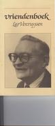 Vriendenboek Leo Vercruyssen - Priester / Dichter 1922-1999 - Poésie
