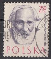 775 Polonia 1957 Medicina Benedykt Dybowski (1833-1930 Viaggiato Used