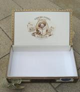 TABAC  )    BOITE  A  CIGARES  -    SANCHO  PANZA   -  GRAN FABRICA  DE TABACOS DE  CUESTA Y CIA - Cigar Cases