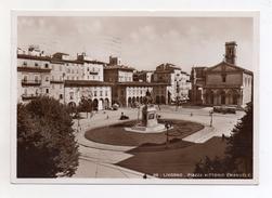 Livorno - Piazza Vittorio Emanuele - Viaggiata Nel 1942 - (FDC4410) - Livorno