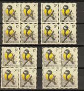 Belgie - Belgique : Ocb Nr:  2460 ** MNH  (zie  Scan ) De 4 Soorten Uit Ocb, - 1985-.. Vögel (Buzin)