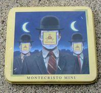 TABAC  )    BOITE  A  CIGARES  -   MONTECRISTO  -  Mini - Étuis à Cigares