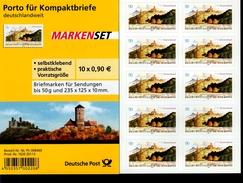Folienblatt Bund Nr. 16 Zweiburgenblick Im Werratal Postfr.MNH ** - [7] West-Duitsland