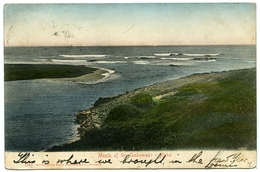 SOUTH AFRICA : NATAL - MOUTH OF THE UMKOMAAS - South Africa