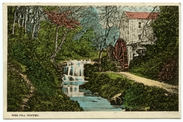 WHITBY : RIGG MILL - Whitby