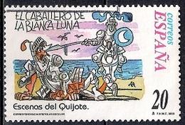 Spain 1998 - Don Quijote - 1931-Hoy: 2ª República - ... Juan Carlos I