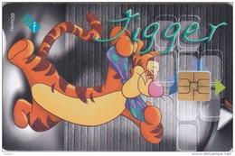 South Africa, SAF-149, Disney, Tigger, 2 Scans.