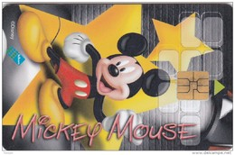 South Africa, SAF-152, Disney, Mickey Mouse, 2 Scans.