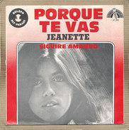 """7"""" Single, Jeanette, Porque Te Vas - Disco, Pop"""