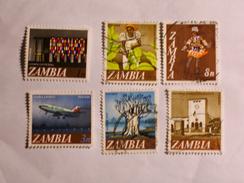 ZAMBIE 1968  LOT# 1 - Zambie (1965-...)