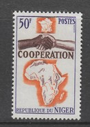 TIMBRE NEUF DU NIGER - COOPERATION N° Y&T 149 - Niger (1960-...)