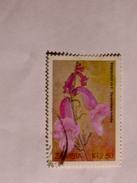 ZAMBIE 1989  LOT# 6  FLOWER - Zambie (1965-...)