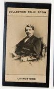 Collection Felix Potin - 1898 - REAL PHOTO - David Livingstone, Explorateur, Exploration Of Africa - Félix Potin