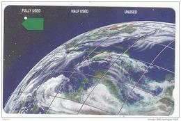 CAMBODIA(Tamura) - Earth, Tirage 15000, Used - Cambodia