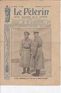 LE PELERIN 25 Février 1917 Le Tsar Avec Le Gal Broussiloff, Le Gal Nivelle Reçu En Alsace, L'hiver à Paris - Livres, BD, Revues
