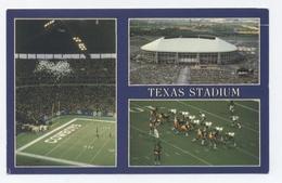 NFL  --FOOTBALL  AMERICAN DALLAS AND THE DALLAS COWBOYS   STADIUM -RECTO VERSO **C89 - Dallas