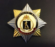 Russian Navy Northern Fleet Badge ,Metal ,New ! - Navy