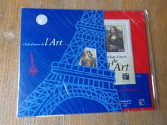 FRANCE (cote 50,00**) Bloc PHILEXFRANCE 99 , Venus De Milo,joconde,tableau Delacroix - Nuovi