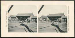 1909 China Group Of 12 Stereocards. Nakladatel B. Koci V Praze - China