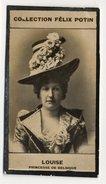 Collection Felix Potin - 1898 - REAL PHOTO -  Princesse Louise De Belgique, Louise Van België - Félix Potin