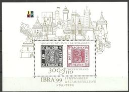 BRD 1999, Block 46, Postfrisch - [7] Federal Republic