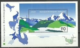 BRD 1999, 2x Block 47, Postfrisch - [7] Federal Republic