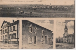 57 - HESTROFF - 4 VUES - RESTAURANT MAILLARD - France
