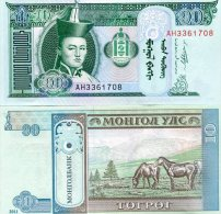 Mongolie (2011)  - 10 Tugrik   P 65  UNC - Mongolia