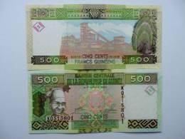 Guinée (2012) - 500 Francs UNC - Guinea