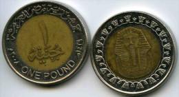 Egypte Egypt 1 Pound 2008 1429 KM 940 - Egitto