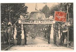 Chalon Sur Saone - Fetes 1913 - St Cosme - Chalon Sur Saone