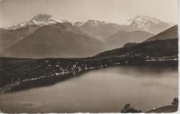(CH735) BELALPSEE OB BRIG. FTETSCHHORN U. MISCHABEL - Suiza