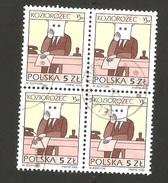 Poland - Scott 3288-4 - 1944-.... République