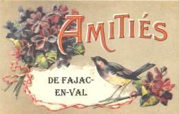 11 - AUDE  / Fantaisie Moderne - CPM - Format 9 X 14 Cm - FAJAC EN VAL - France