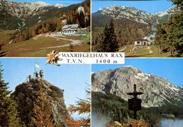 Waxriegelhaus Rax - Mehrbildkarte(000028) - Unclassified