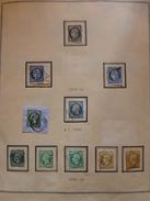 1849 à 1965 Timbres Neufs **, * Et Oblitérés - France