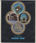 IRAN AIRLINES JUMBO FLEET  GUIDE - Advertisements
