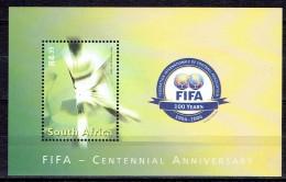 South Africa 2004 -  100 Years FIFA,    Mi. B101  MNH, Neuf, Postfrisch - Blocs-feuillets
