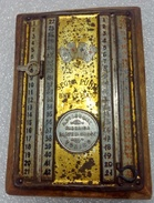 Very Old Original Scorekeeper For Poker A.VIASSONE TORINO - Autres