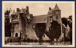 35 CAMPENEAC Château De Trécesson - Francia