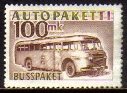 11082 Finlandia Colis Autobus 9 Ônibus NN