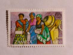 ZAMBIE 1995  LOT# 12 - Zambie (1965-...)