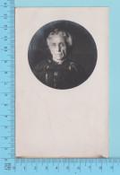 Carte Postale -  Photo De Femme Cir:1910 , Photo Papier Azo - Post Card, Cartolina  2 Scans - Photographie