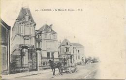 SAINT DIZIER  La Maison F. Gaxieu (attelage) - Saint Dizier