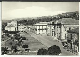 ACQUEDOLCI (Messina): Piazza Vittorio Emanuele - Messina