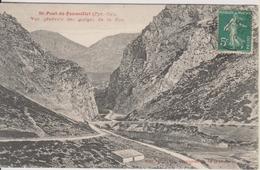 D66 - ST PAUL DE FENOUILLET - VUE GENERALE DES GORGES DE LA FOU - Autres Communes