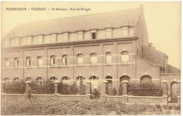 MOUSCRON - TUQUET - St Sauveur - Rue De Bruges - Moeskroen